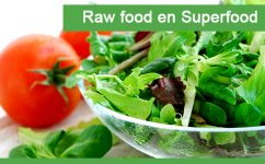 Raw Food en Superfood