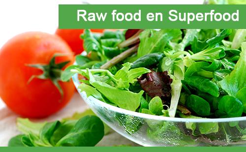 Raw Food en Superfood
