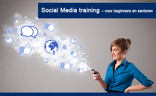 Social Media training – voor beginners en senioren
