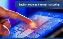 English courses internet marketing