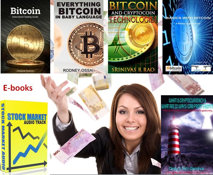 E-books Bitcoin & crypocurrencies